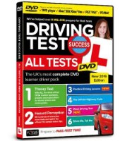 Driving Test Success All Tests DVD New 2016 Edition