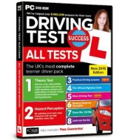 Driving Test Success All Tests NEW 2016 Edition (PC)