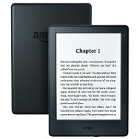 "All-New Kindle, 6"" Glare-Free Touchscreen Display, Wi-Fi (Black) - Includes Special Offers"